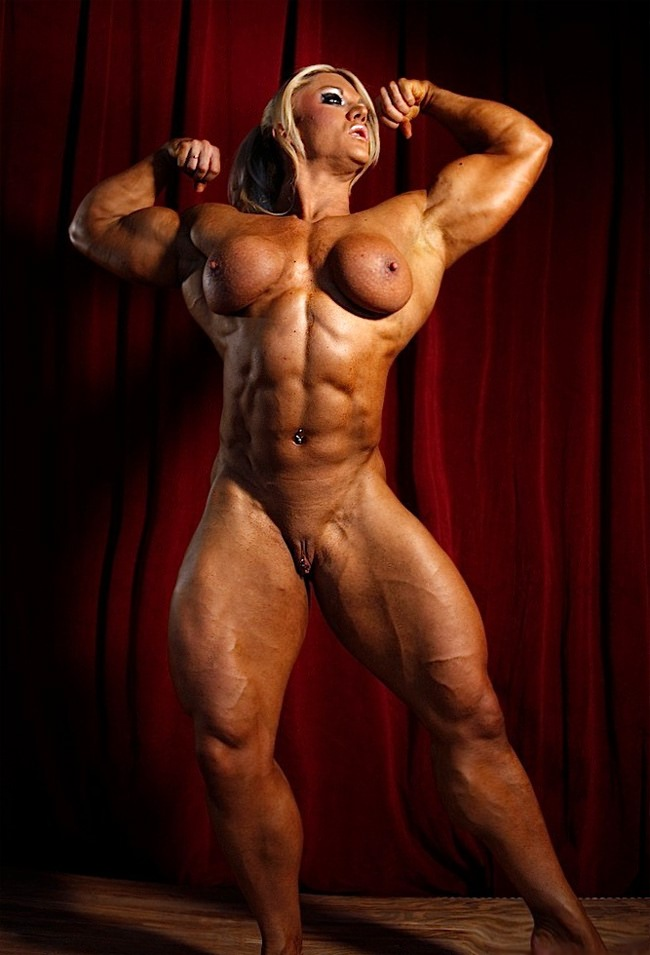 Builder muscle woman xxx