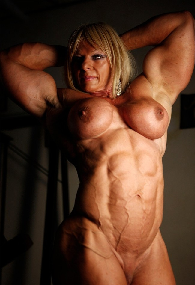 female bodybuilding nude