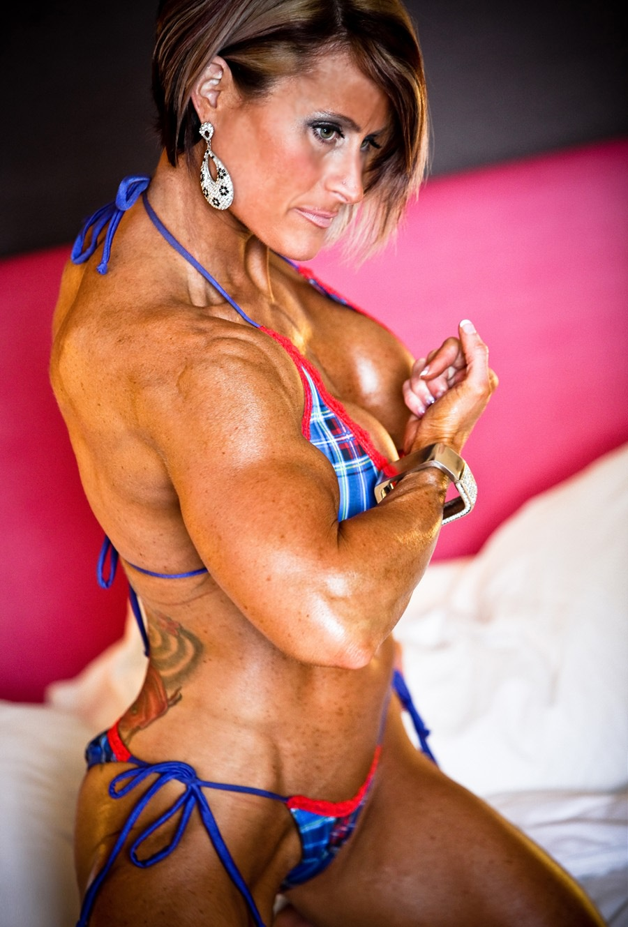 very muscle girls pussy