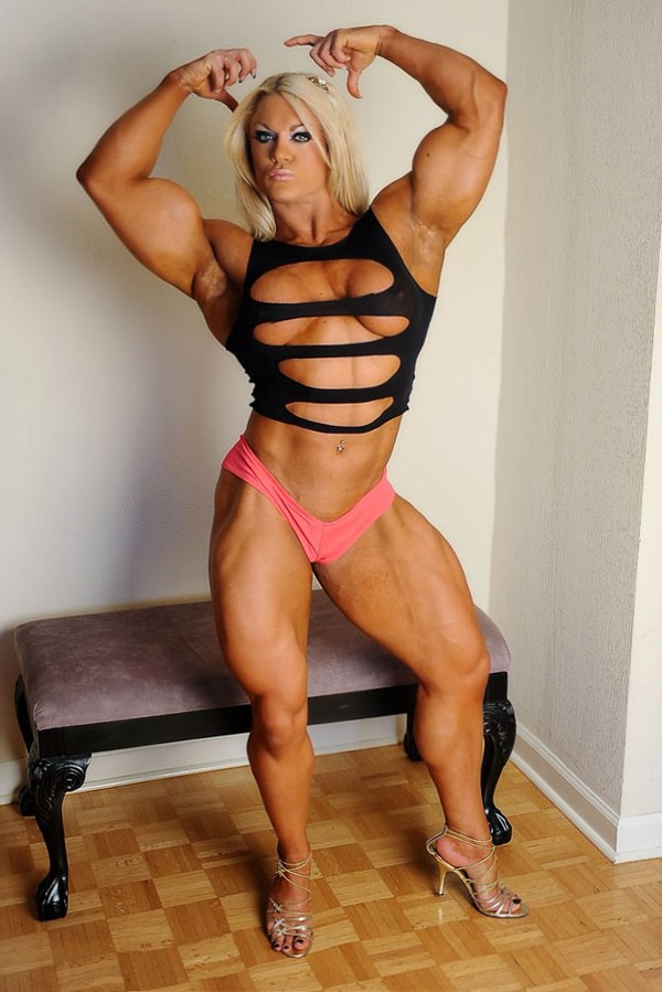 fucking woman with muscles nude