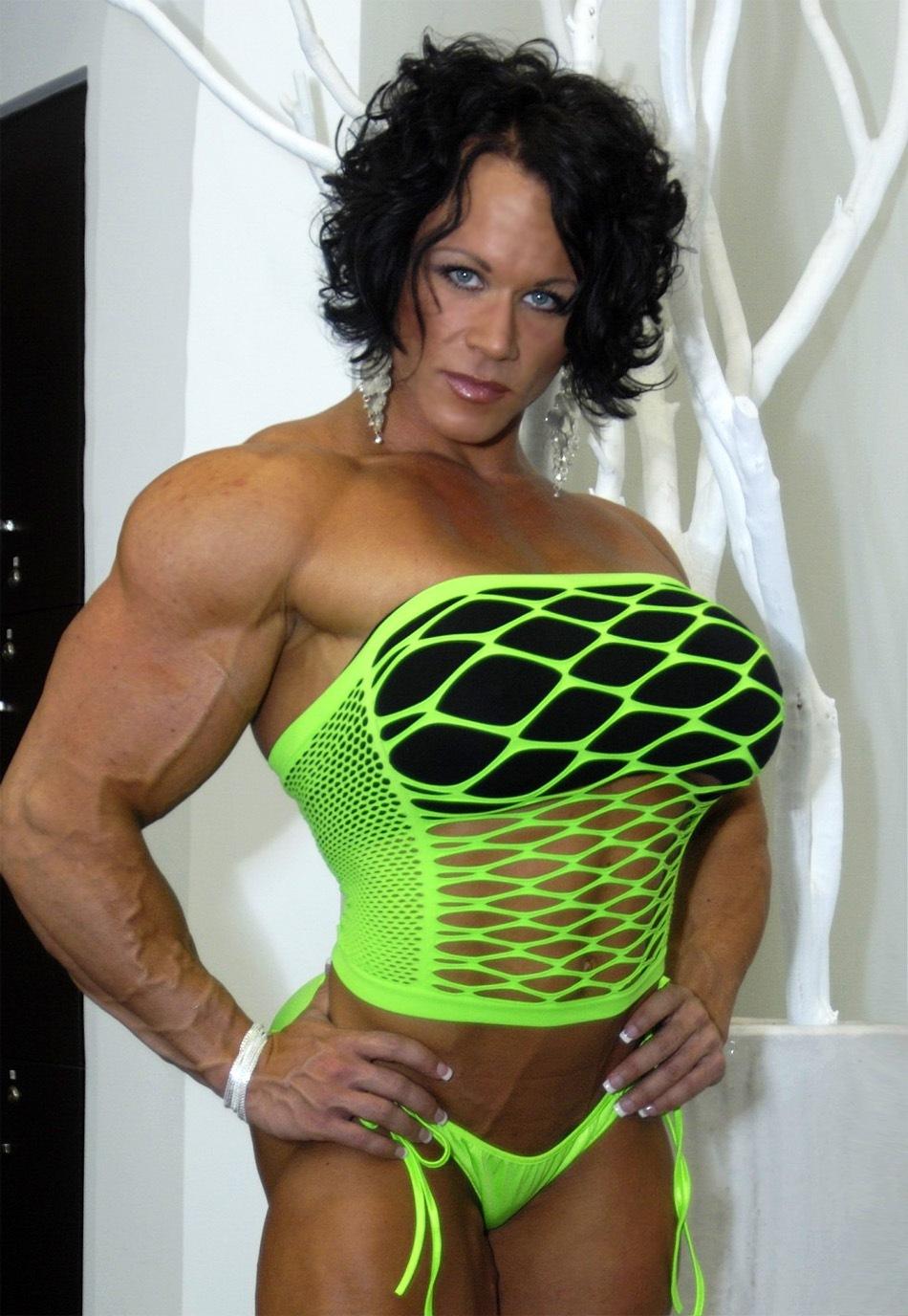from Kade big girl bodybuilder naked