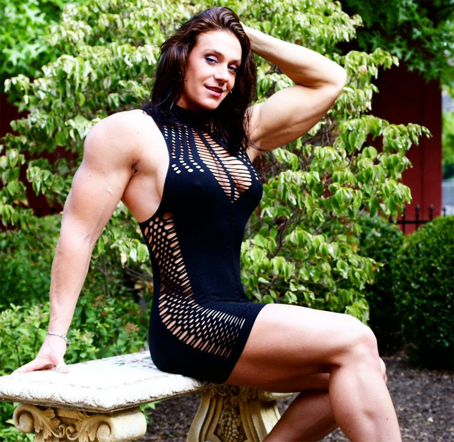 from Sylas female bodybuilders naked in high heels